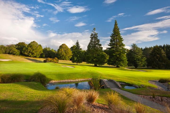 Wairakei Golf + Sanctuary