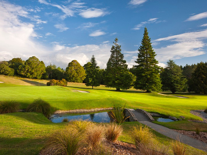 Wairakei Golf + Sanctuary