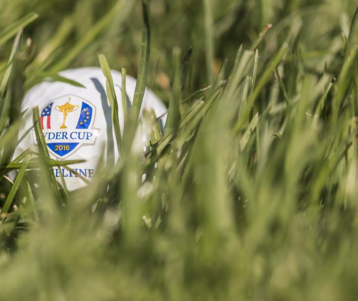 Hazeltine Golf Course-hole 1-2599-V2