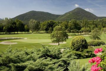 Golf Club Padova green 9 blu