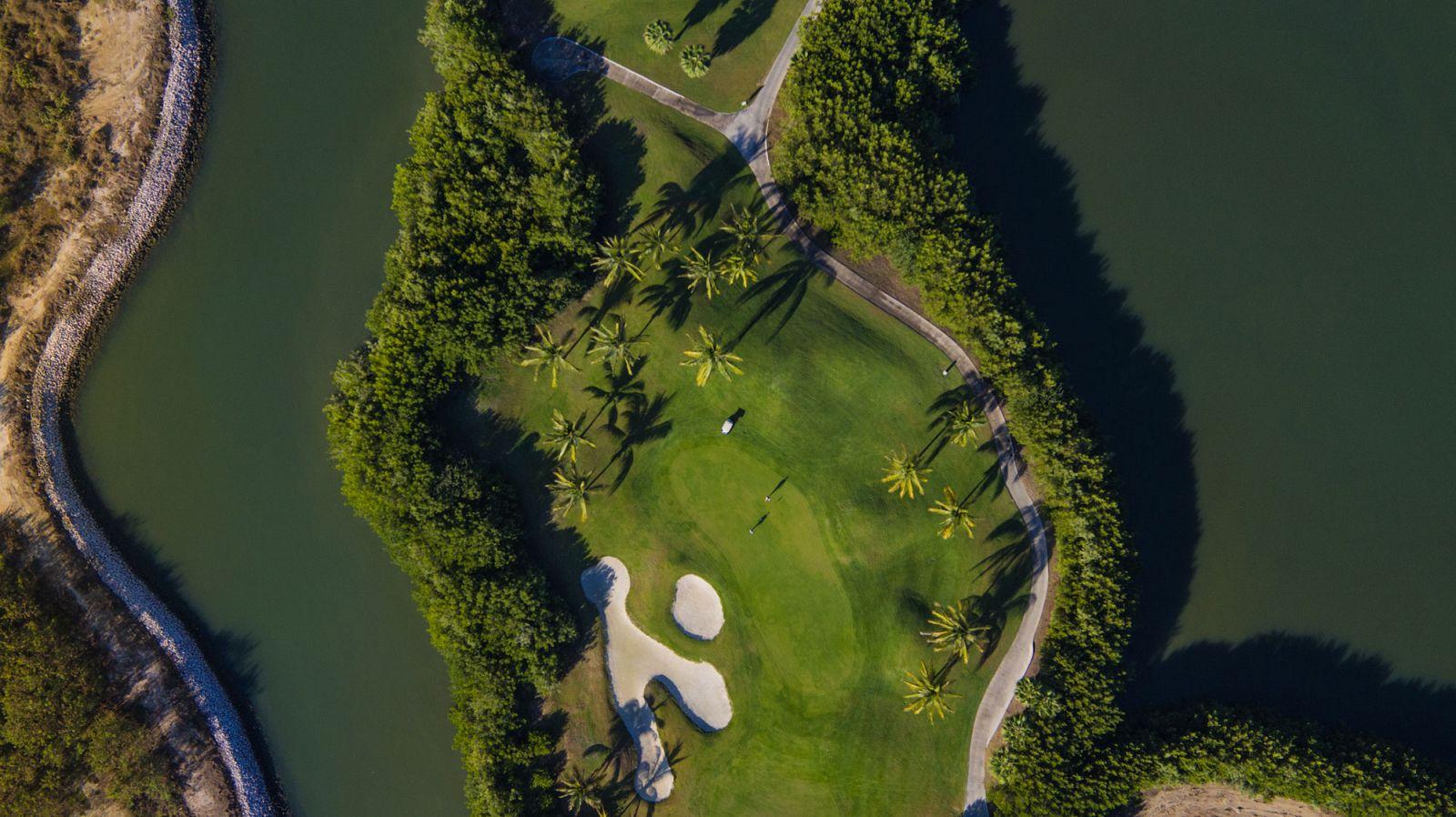 golf-aerial